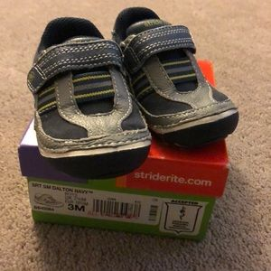 Stride rite baby boy sneakers